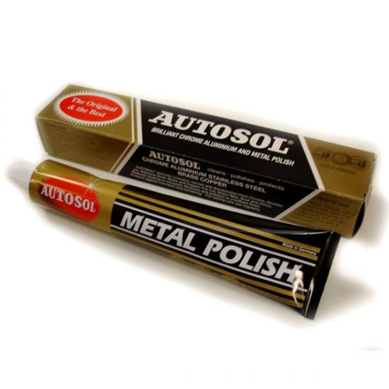 autosol metal polish tube 75ml butler auto mart. Black Bedroom Furniture Sets. Home Design Ideas