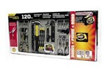 120PC HOUSEHOLD TOOL SET