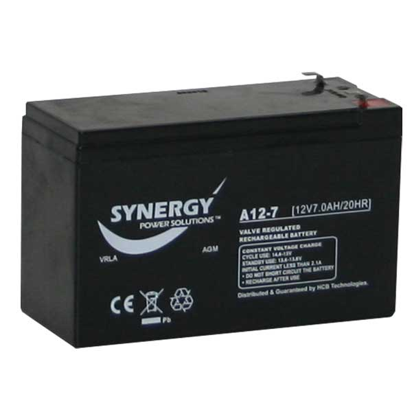 battery 12v 7ah house alarm butler auto mart. Black Bedroom Furniture Sets. Home Design Ideas