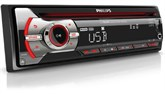 PHILIPS - HEADUNIT CD/MP3/AUX/USB 50WX4