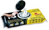 RIDOF WIPES - REMOVES GREASE OIL TAR
