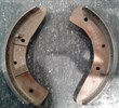 BRAKE SHOES - FORD ANGLIA PREFECT