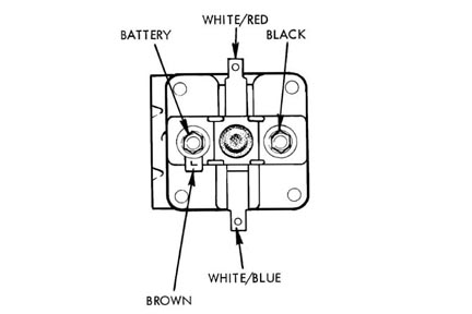 2002 Yamaha V Star Clic Wiring Diagram