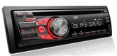 JVC - HEADUNIT CD/MP3 RECEIVER