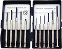SCREWDRIVER SET PRECISION 11 PIECE