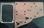 GEARBOX GASKET SET - FORD 10 100E